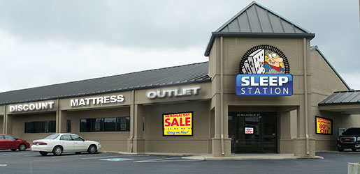 Sleep Station is the Best Mattress Dealer in Memphis