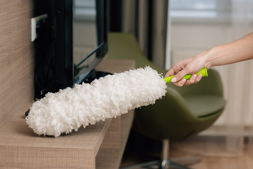 Invest in Your Sleep with Spring Cleaning