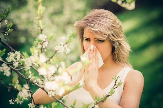 Can Your Bed Make Your Allergies Worse?